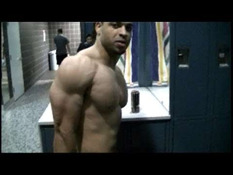 twin muscle workout steroids