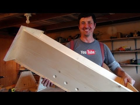 Build A Top Bar Bee Hive For Under $50
