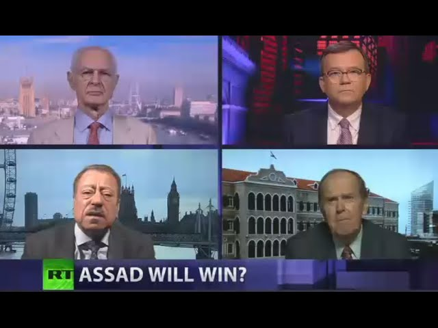 CrossTalk on Syria: Assad Will Win