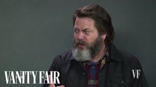 Nick Offerman, John Legend & Others Describe their Worst First Dates   Vanity Fair