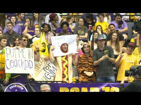 INSIDE LSU GYMNASTICS 2016 SEASON REVIEW
