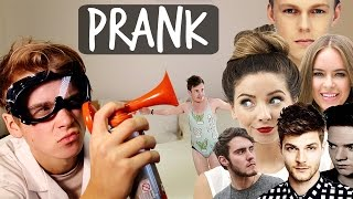 ULTIMATE AIR HORN PRANK