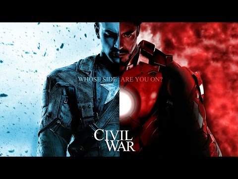 Capitan America Civl War Fan Trailer
