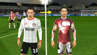 How To Hack Superhero Logo And Kit in Dream League Soccer 2019