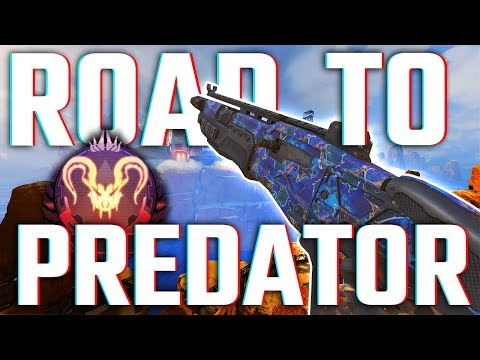 ROAD TO APEX PREDATOR!!! ft. NRG Lulu & Zach | Albralelie