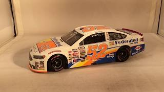 Review: 2017 Austin Theriault #52 Federated Auto Parts Ford Fusion 1/24 ARCA Championship Promo