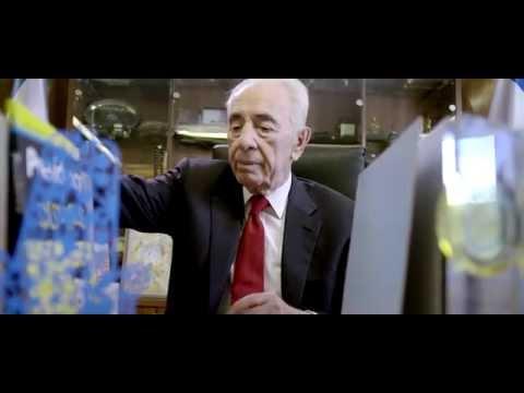 הנשיא לשעבר, שמעון פרס מחפש עבודה, חובה לראות את הסרטון הזה!