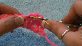 "How to Crochet a ""Floret"" Stitch"