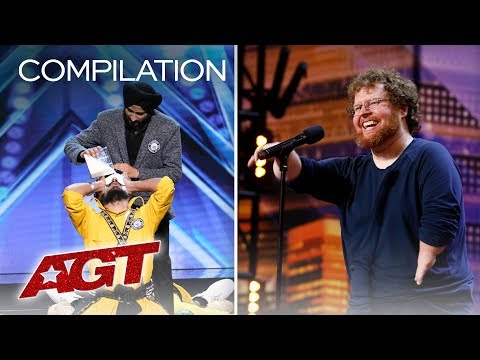 These Acts Bring The DANGER and HILARITY to AGT! - America's Got Talent 2019