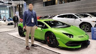 Best Cars of the 2019 Chicago Auto Show!
