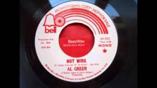 Watch Al Green Hot Wire video