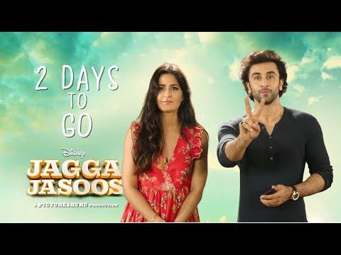 download lagu Jagga Jasoos  2 Days To Go  In gratis