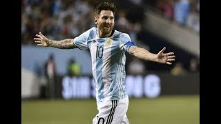 Tin Thể Thao 24h Hôm Nay (19h - 11/10): Siêu Sao Messi Lên Đồng, Argentina Dành Vé Dự World Cup 2018