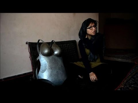 Afghan Artist In Hiding After Sexual Harassment Protest video