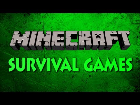 Minecraft: NEW Hunger Games Survival Server - ChildDolphin Kit HG Server