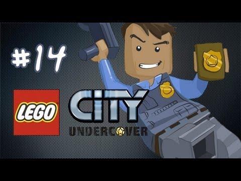 Wii U Lego City Undercover Modo historia parte 14