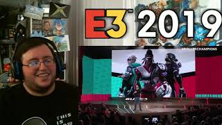 ROLLER CHAMPIONS Reveal Trailer & Gameplay - GROUP REACTION #E32019