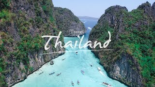TRAVEL THAILAND | Phi Phi Islands, Krabi