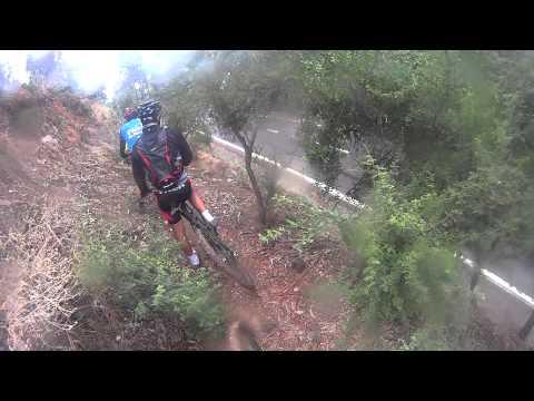 Escuelita Club Ruta 26 cerro san cristobal. 20-12-2014