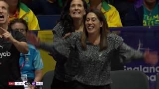 Netball World Cup | Silver Ferns v England Highlights