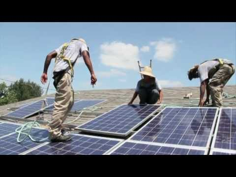 Green Mountain Energy Sun Club - Habitat for Humanity Solar Donations Overview