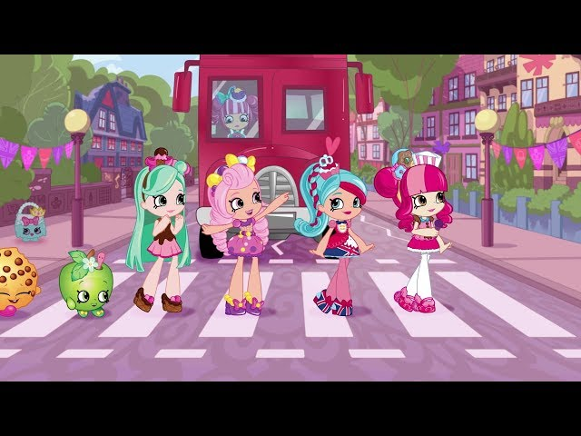 SHOPKINS OFFICIAL MUSIC