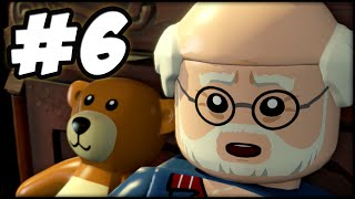LEGO Jurassic World - PART 6 - ISLA SORNA! (Gameplay Walkthrough HD)
