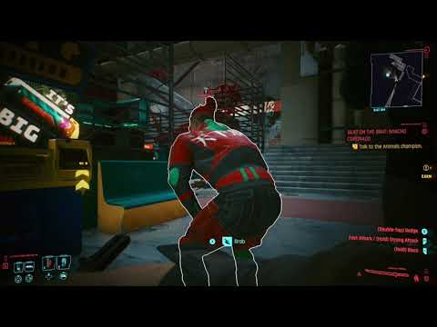Cyberpunk 2077 | Gameplay | Patch 1.22 | Xbox One S