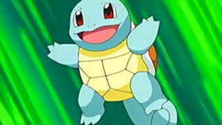 All Ash's Squirtle moves