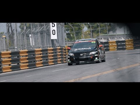 Honda City Super Production by H.drive Racing team
