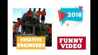 Creative engineers #405   2018★ 7 second of happiness FUNNY Video 😂