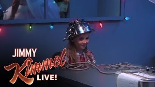 Jimmy Kimmel Lie Detective - Naughty or Nice Edition #2