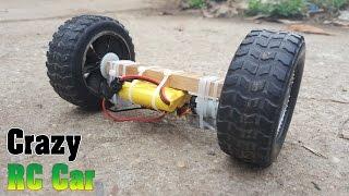 İki tekerlekli kumandalı araba nasıl yapılır?