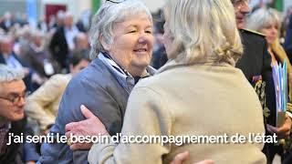Jacqueline Gourault s'est rendue au Salon des maires et des collectivités  locales