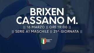 Serie A1M [21^]: Brixen - Cassano Magnago 23-24