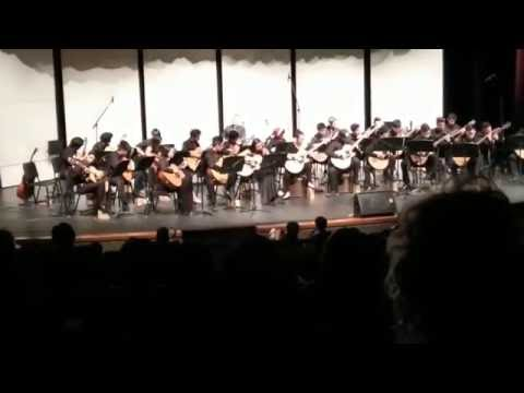 EVHS Guitar Concert - Game Of Thrones Theme