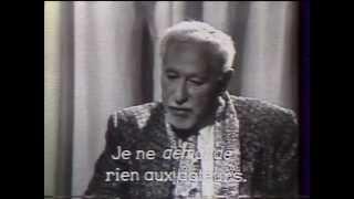 Cinéma Cinémas - Josef von Sternberg - 1983