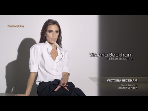 One to Watch VICTORIA BECKHAM Store Launch Mayfair London | TENDENCIES