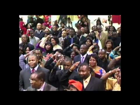 Ike Baali David   Likambu ya Mafuta á Bruxelles Aux Minister du Combat Spirituel a Brusselles