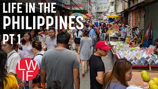 Life In The Philippines Pt 1 | A Foreigner's Perspective