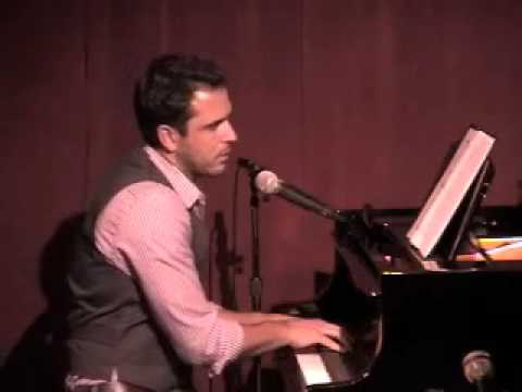 Never Neverland (Fly Away)/West - Sung by Scott Alan on June 15th, 2009 @ Birdland