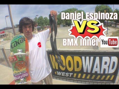 Daniel Espinoza VS BMX Inner Tube