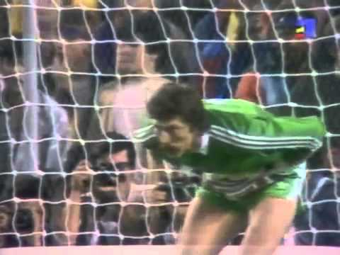 Steaua Bucharest - FC Barcelona Penalty 2-0 Champions League Final 1986 (HD)