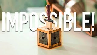The Impossible Excalibur Puzzle