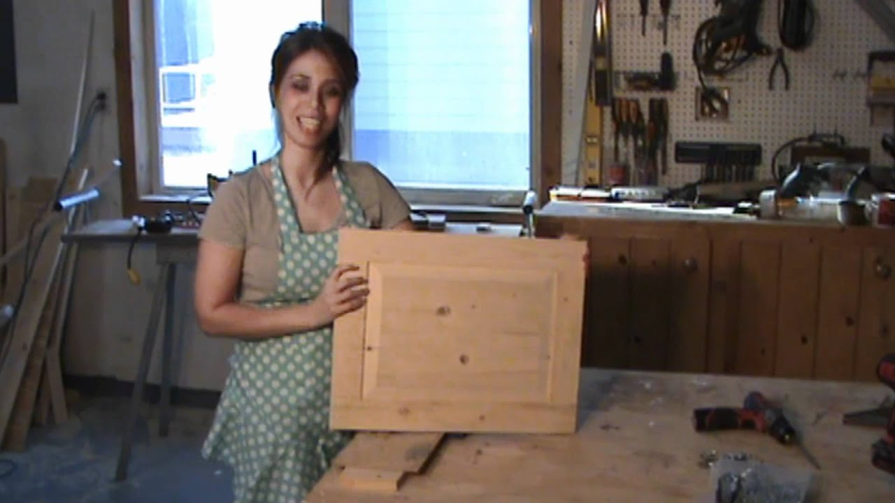 How To Make A Kitchen Cabinet Ana White