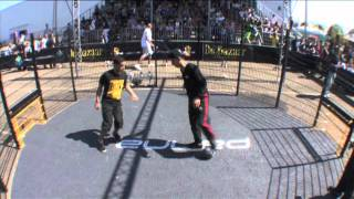 Best Of Panna Knock Out™ 2012 First Round - Leamssi - Bencok