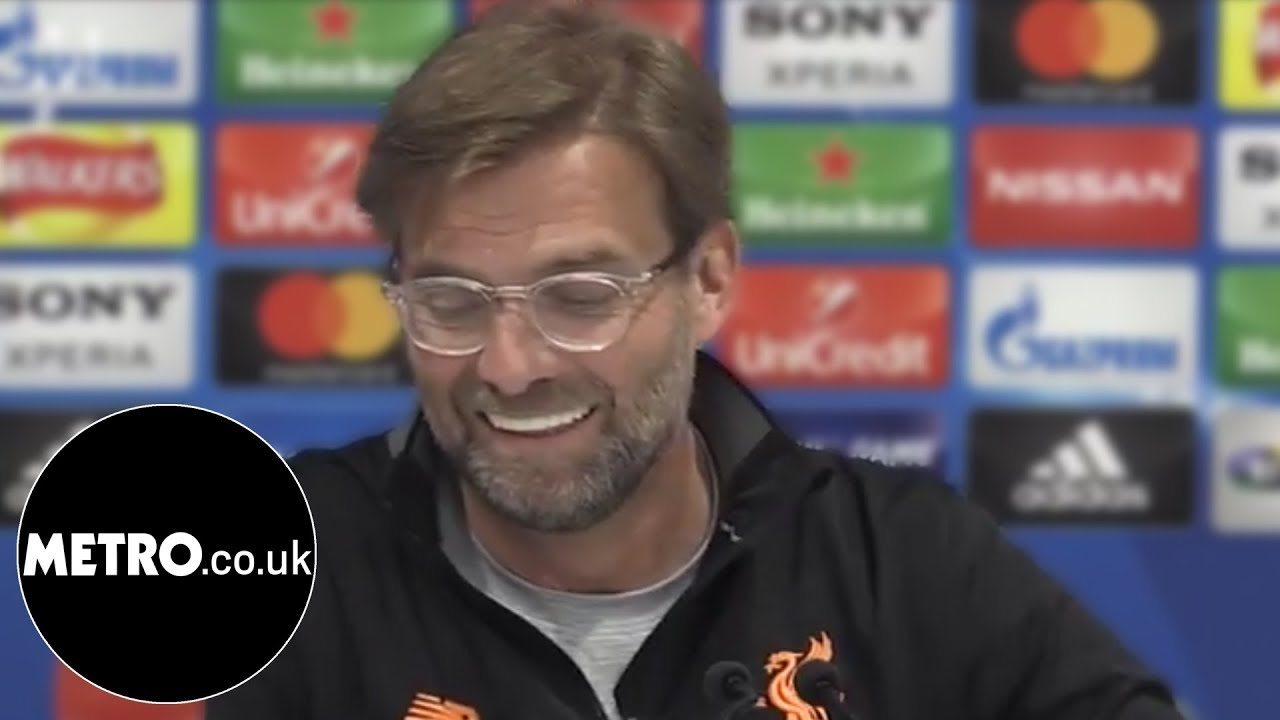Jurgen Klopp previews Champion's League match against Roma | Metro.co.uk