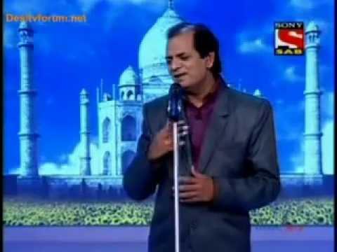kavi Vishnu Saxena in Wah Wah kya baat hai..