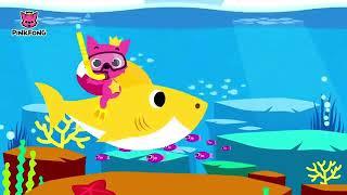 Baby Shark Dance|Sing and Dance!|Animal Songs for Children