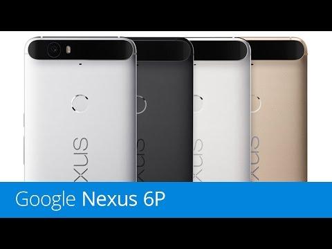 Google Nexus 6P (recenze)